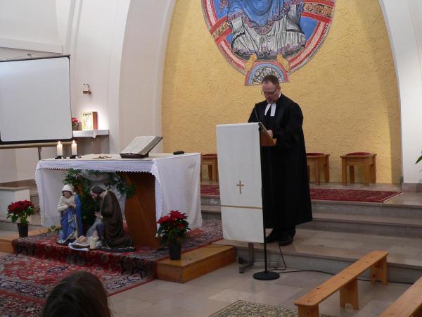 Noël 2014 à la chapelle