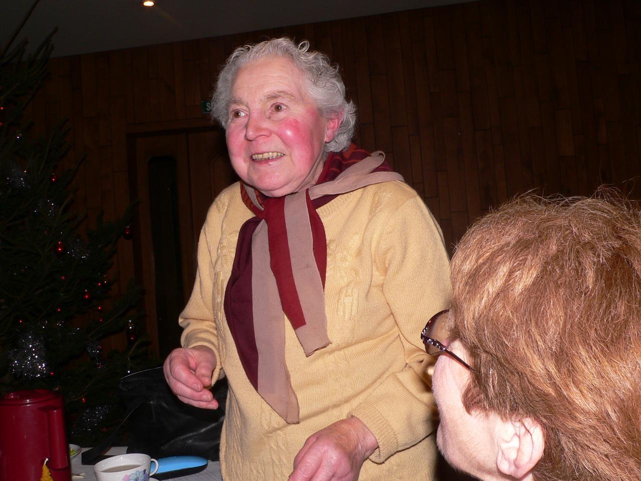 Fête des aînés 18 décembre 2012