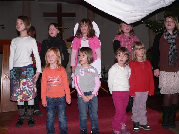 Veillée des enfants 2012 012